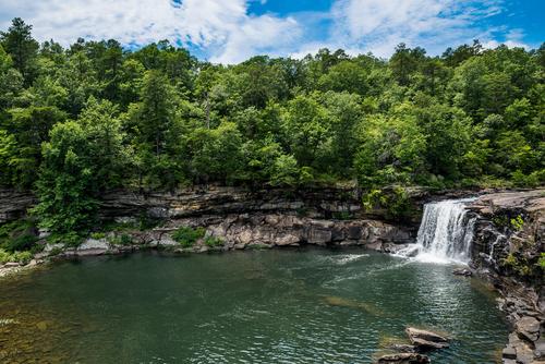 waterfall-in-alabama