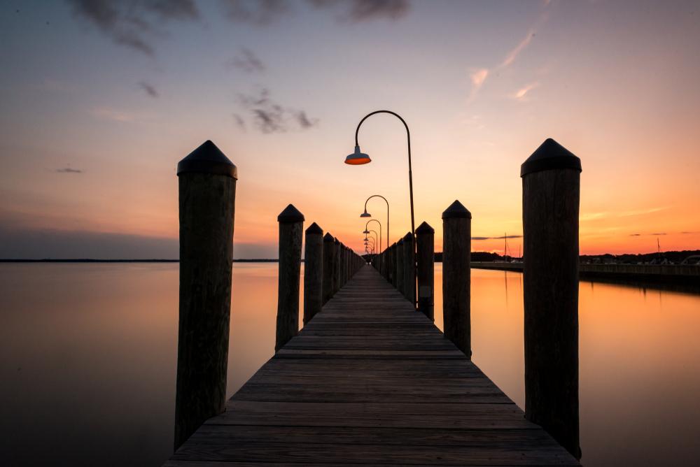 rehoboth-beach-sunset-on-pier