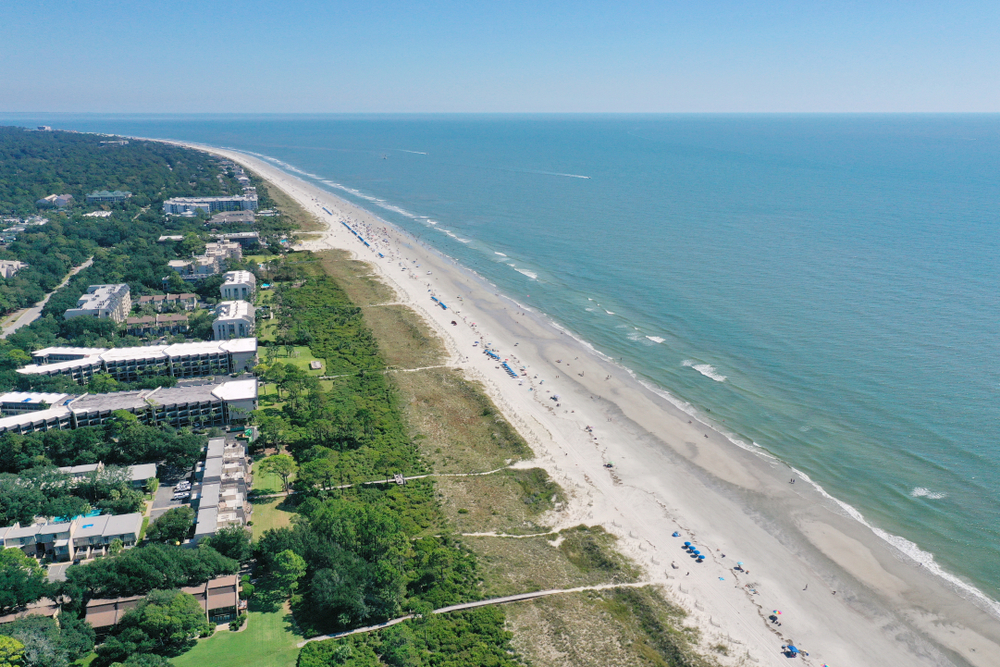 coligny-beach-aerial-view