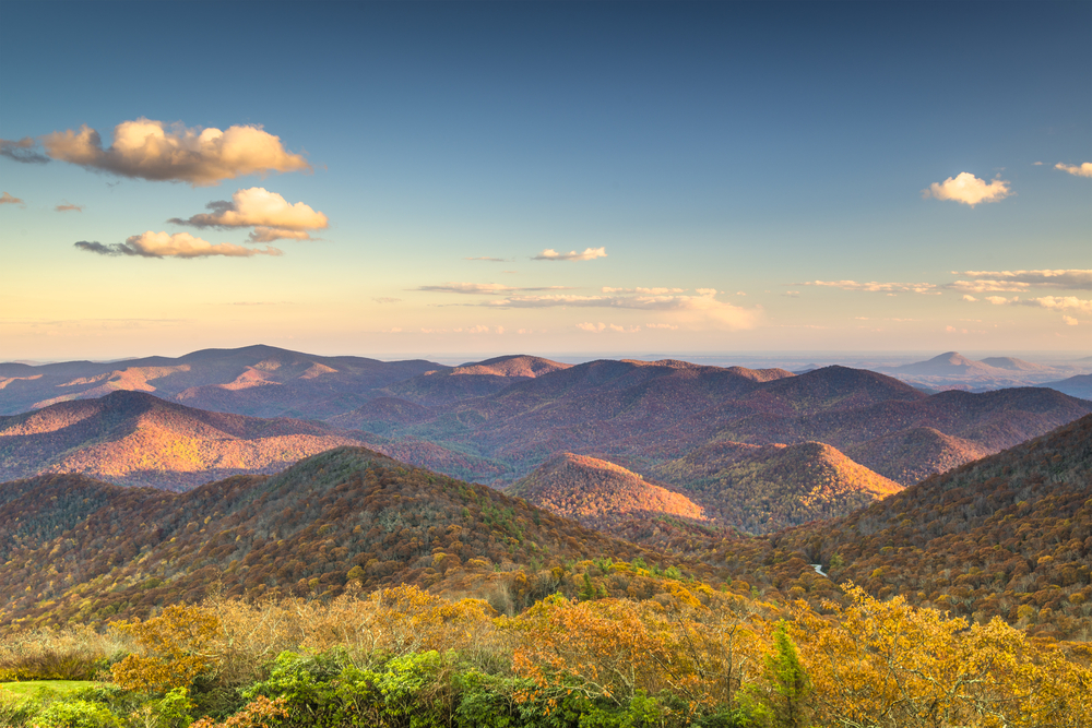 blue-ridge-mountains-dusk