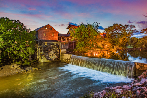 the-old-mill-pigeon-forge-tennessee