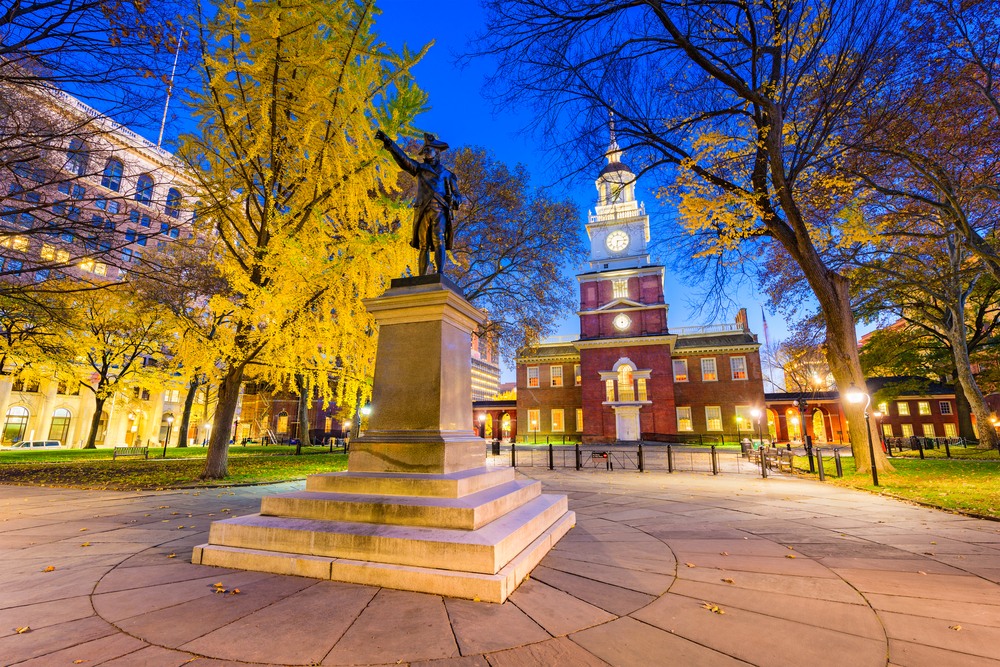 Must-See Places for History Buffs in Philadelphia, Pennsylvania
