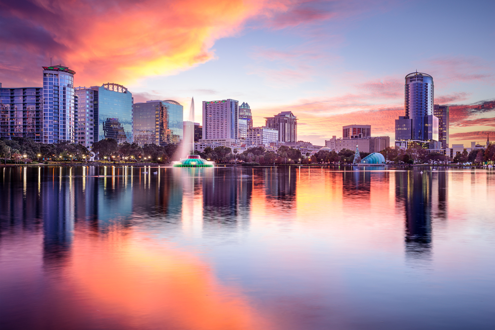 Spoil Your Loved One with a Romantic Trip to Orlando, Florida