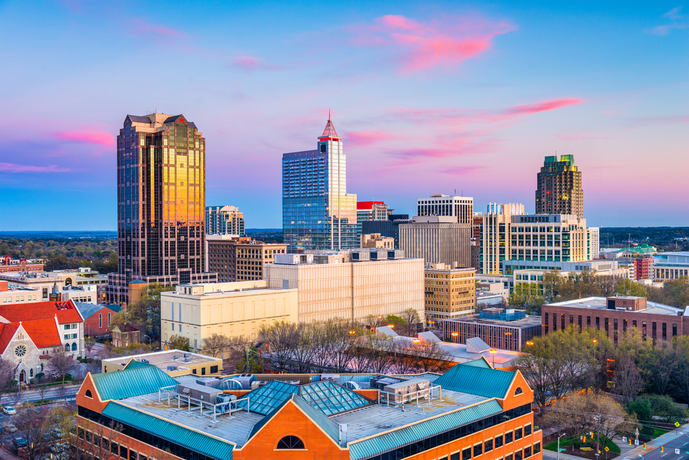13 Places You Really Need to Visit in Raleigh, North Carolina