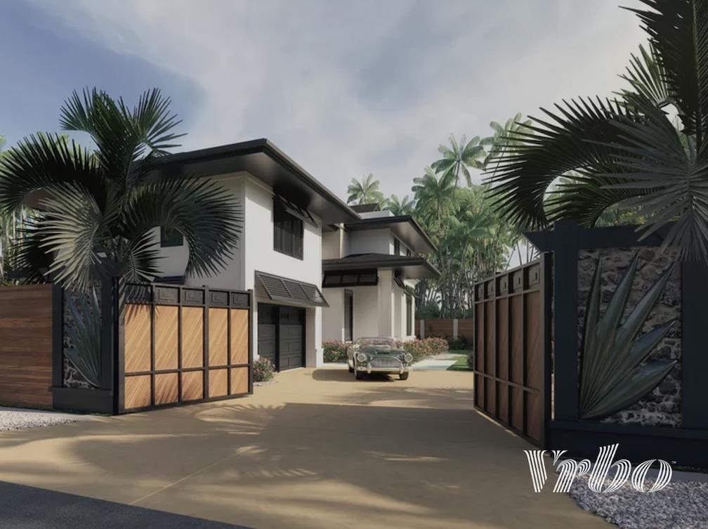maui-gated-driveway