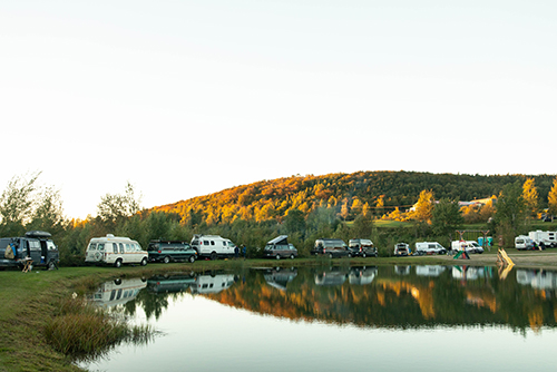 Outdoorsy RVs By Water