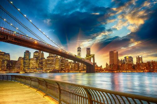 new-york-city-new-york-sunset-bridge