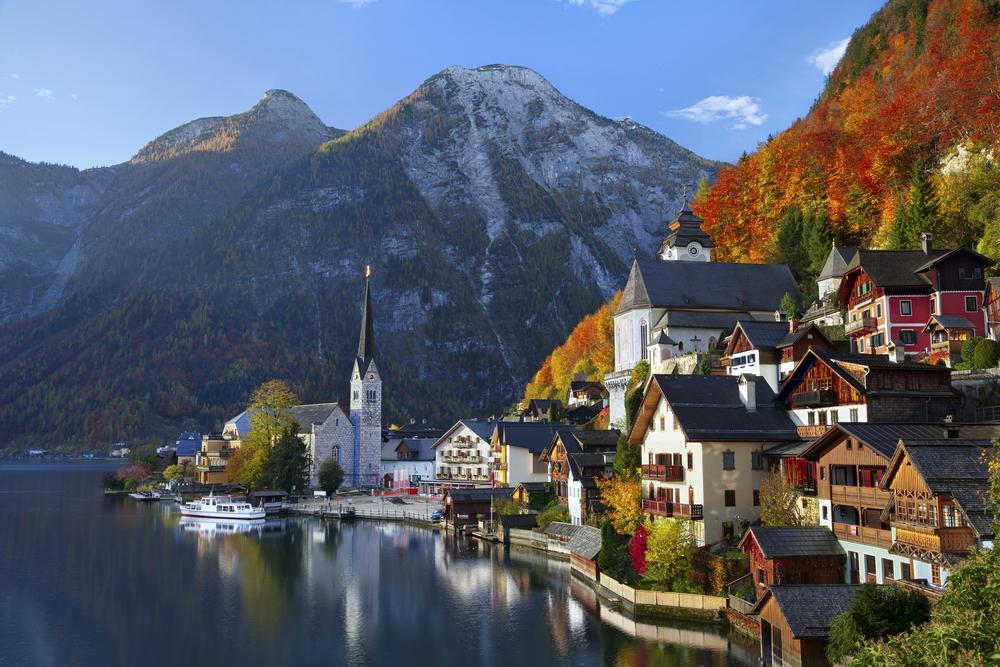 village-in-austria